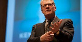 קן רובינסון גילה ל-40 מיליון איש מהם הגורמים להצלחה בחיים ובקריירה