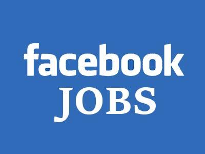 משרות בפייסבוק